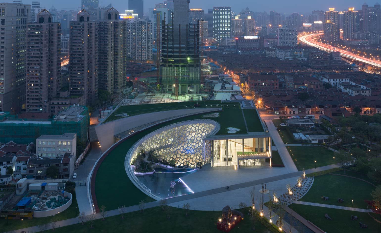 Shanghai Natural History Museum 01