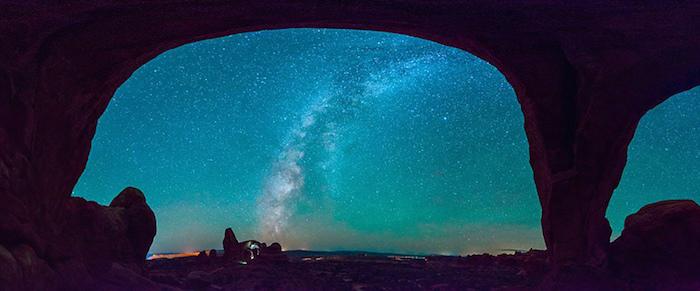 astronomía  David Toussaint