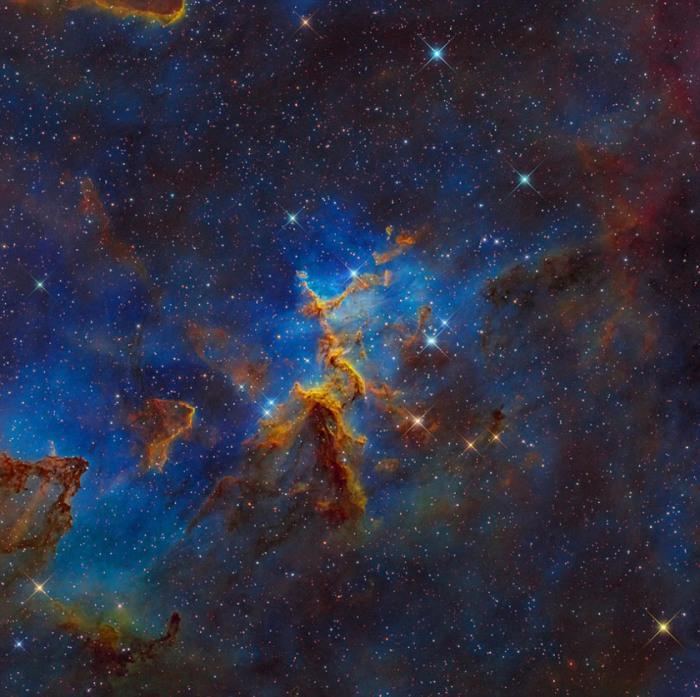astronomía Mark Hanson