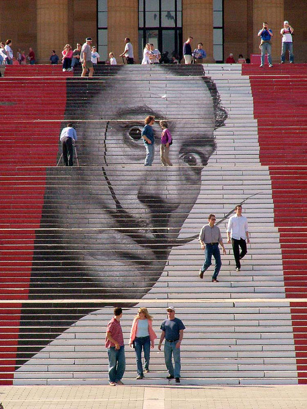 Retrato de Salvador Dalí