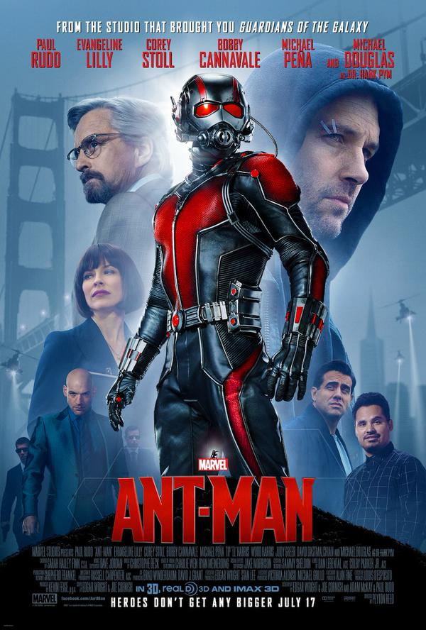 CARTEL ANT MAN