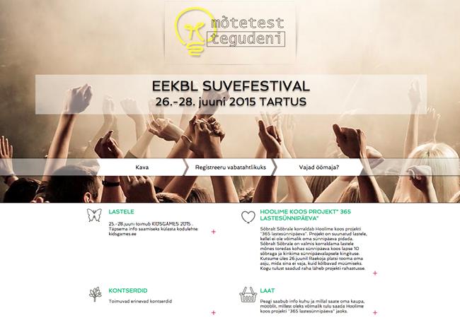 Eekbl-Suvefestival