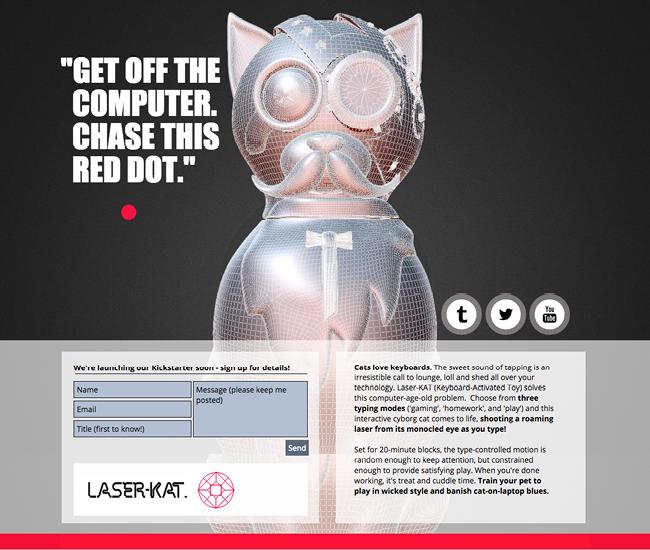 Laser-Kat