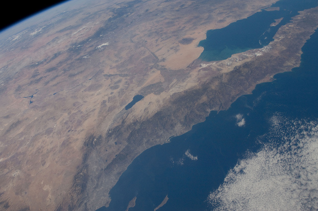 NASA-Baja CAlifornia 2