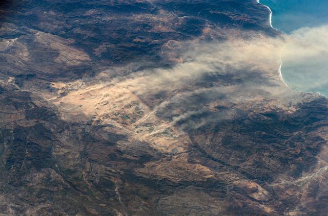 NASA-Baja CAlifornia