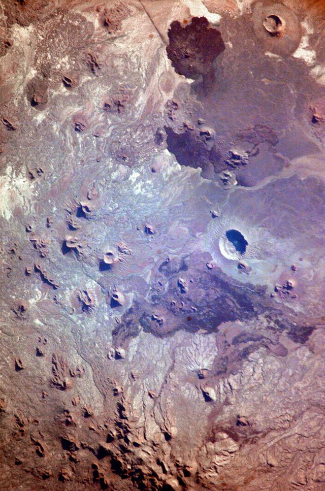 NASA-Reserva de la biosfera El PInacate