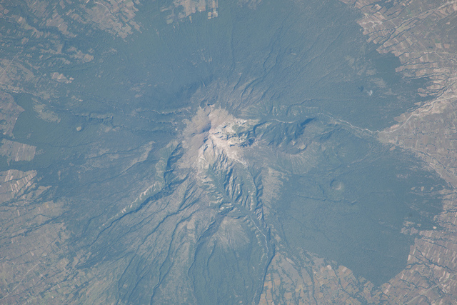 NASA-Volcán Malintzin