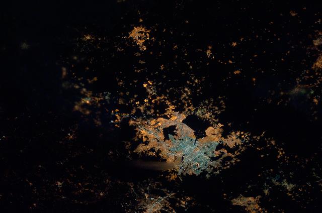 NASA-ciduad de México