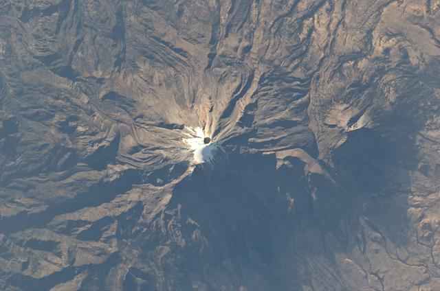 NASA-pico de orizaba