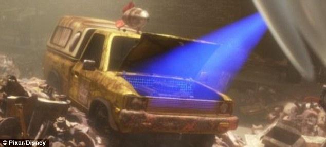 TOYOTA WALL-E