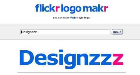 flickr-logo-maker