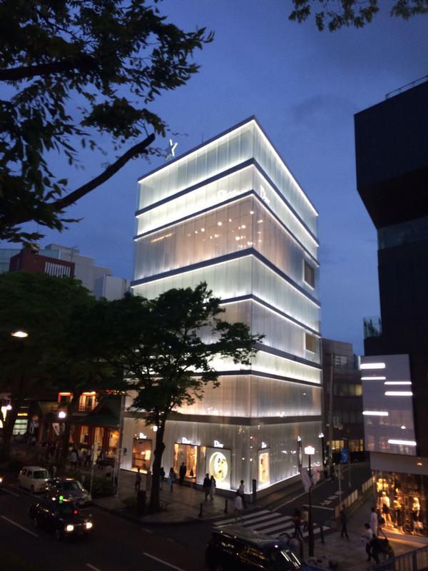 japón Dior (Kumiko Inui)