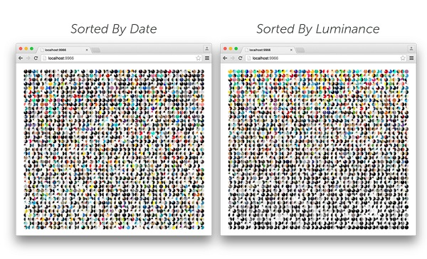 Mira la paleta de colores de los mejores sitios internet