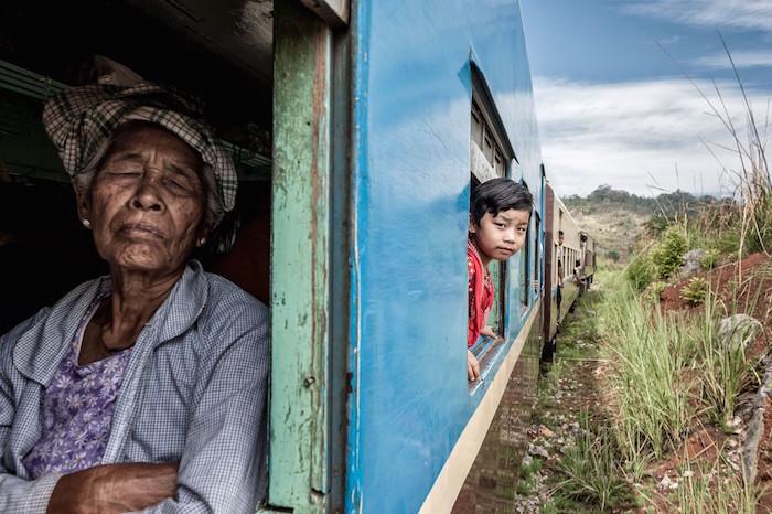 foto  Categoría- Viajes : Autor- Jorge Fernández : Lugar- Myanmar
