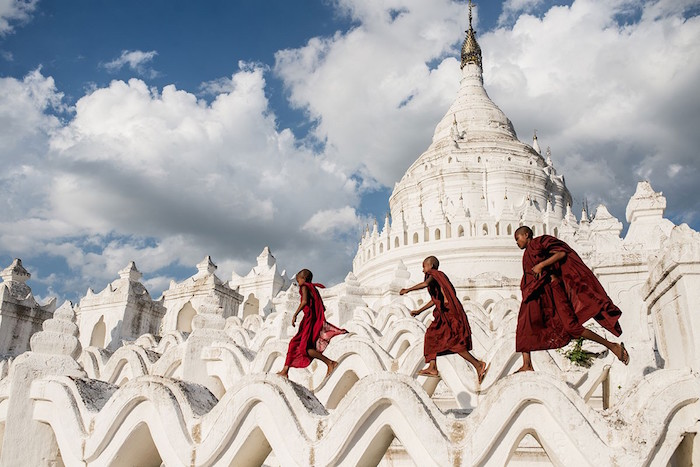 foto Categoría- Viajes : Autor- Sergio Carbajo Rodríguez : Lugar- Myanmar smithsonian.com Conoce a los 60 finalistas