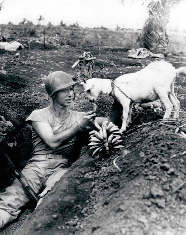 Batalla de Saipan, en 1944