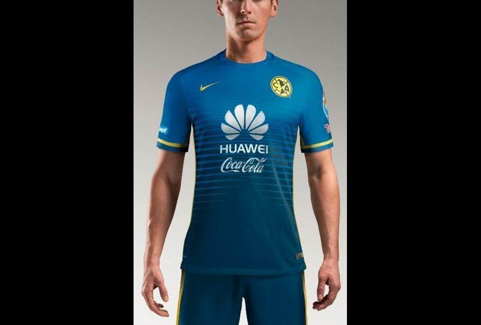 405a996f3d475 El futbol mexicano renueva los diseños de sus playeras