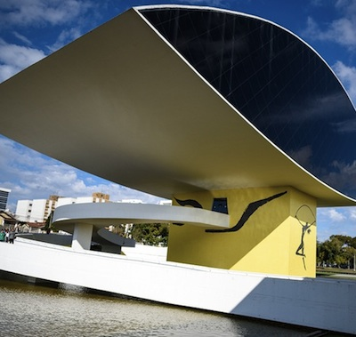 Museo de Arte Contempráneo de Curitiba