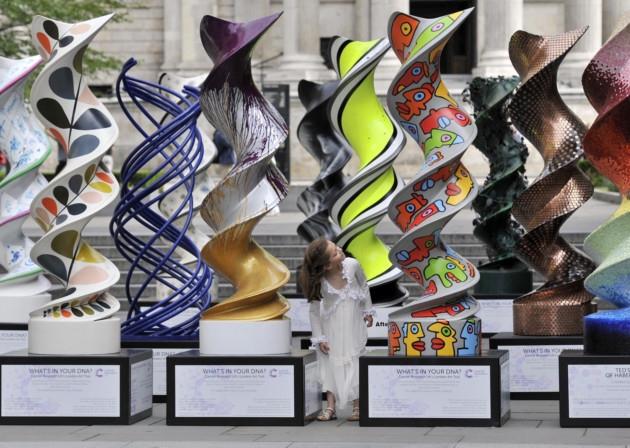 esculturas-adn