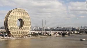 ARQUITECTURA CHINA Guangzhou Circle