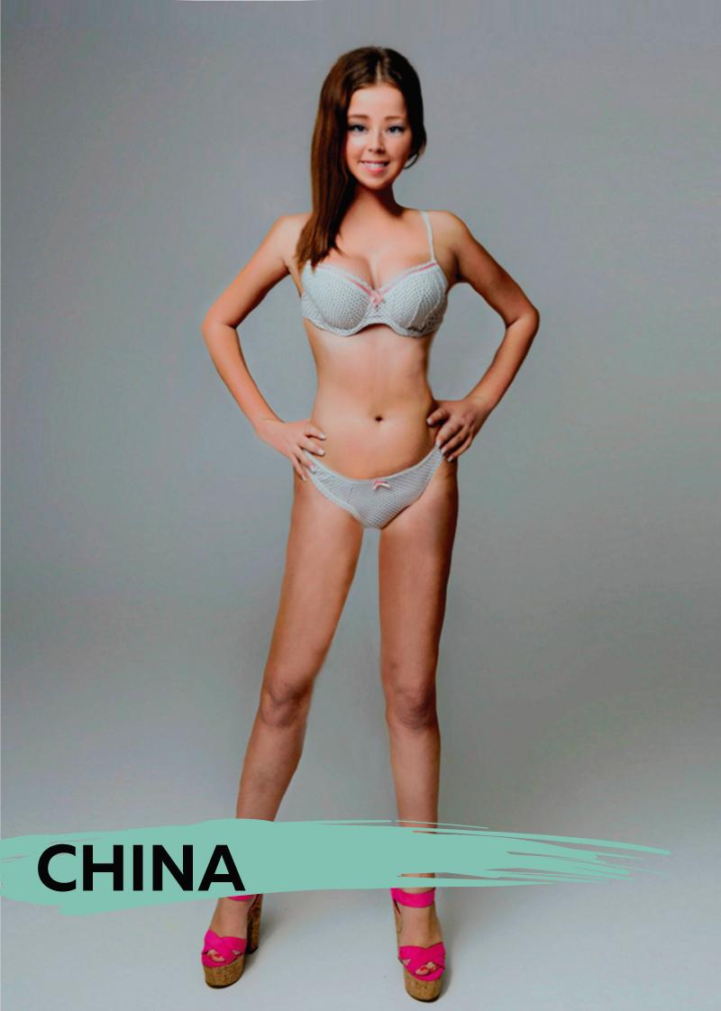 BELLEZA CHINA