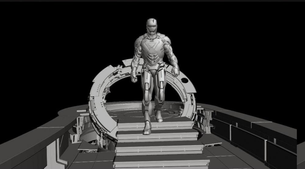 CINE Iron Man 01