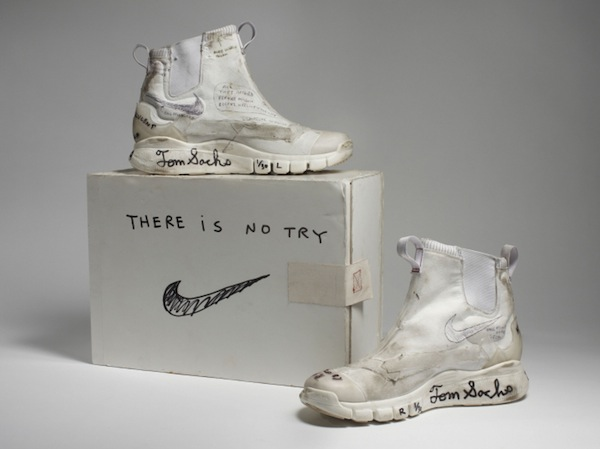 Nike x Tom Sachs. NikeCraft Lunar Underboot Aeroply Experimentation Research Boot Prototype, 2008–1