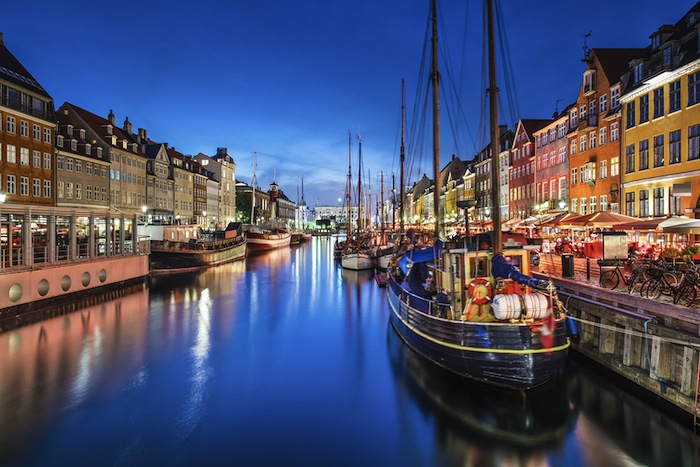Copenhagen, Dinamarca.