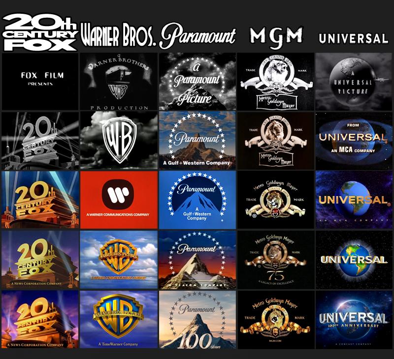 Versus Tv Logo: Cómo Han Evolucionado Los Logotipos De Los Estudios De