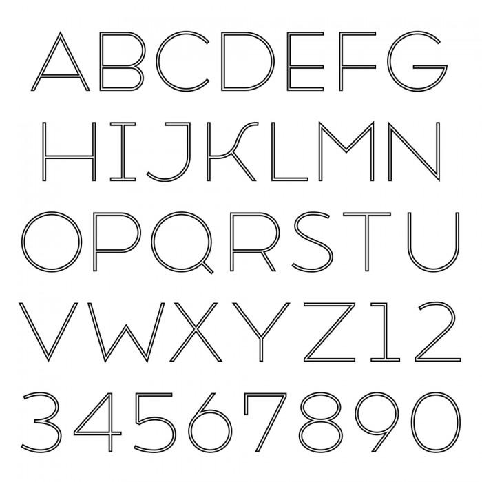 6 estilos de tipograf a y sus usos m s comunes for Titulo decorador de interiores