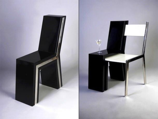 Dise o industrial desafiantes muebles capaces de marcar - Muebles diseno industrial ...