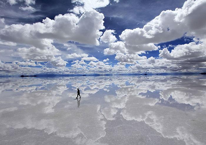 FOTO Salar de Uyuni, Bolivia