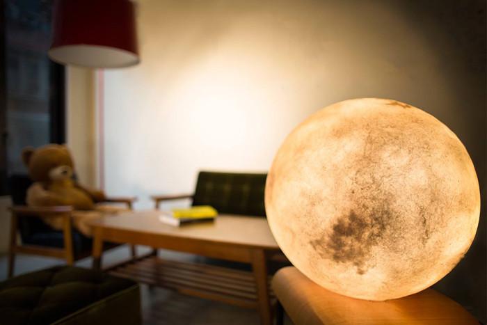 Dise 241 O Industrial La Luna Y Su Luz Se Trasladan A Una