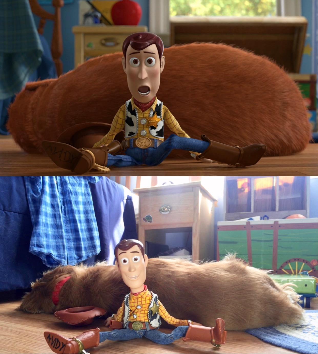 c2762ec21d6c9 Fan de Toy Story recrea fabulosamente el cuarto de Andy
