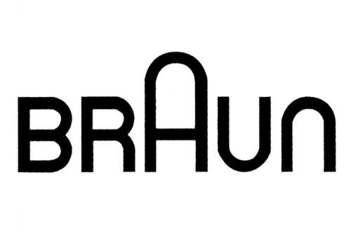 Evolución del logo de Braun: 1939