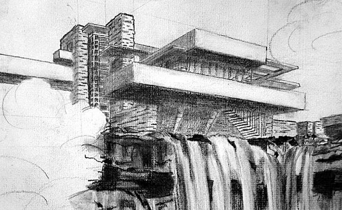 Boceto el primer paso para un gran proyecto de - El color en la arquitectura ...