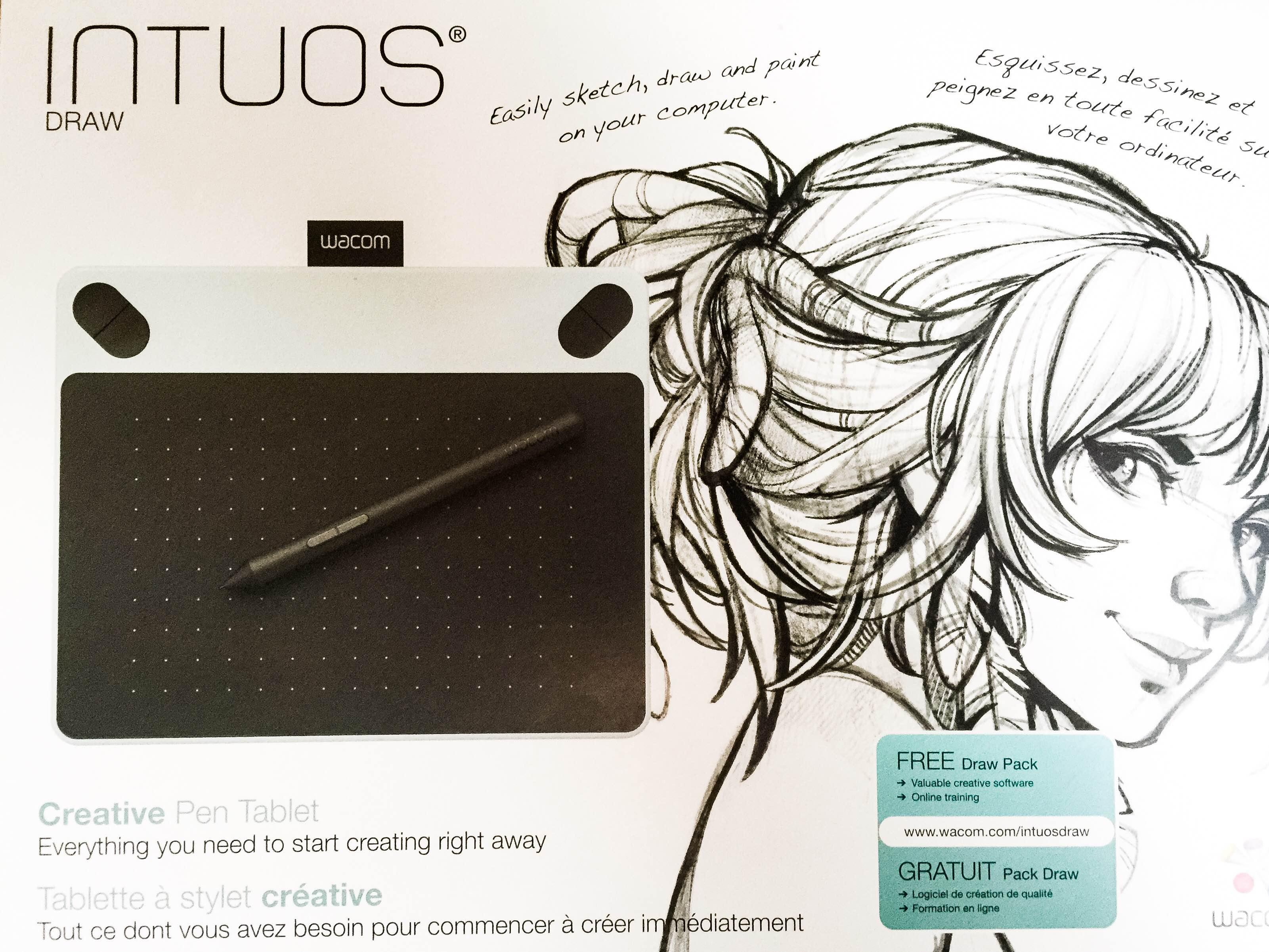 Intuos Draw