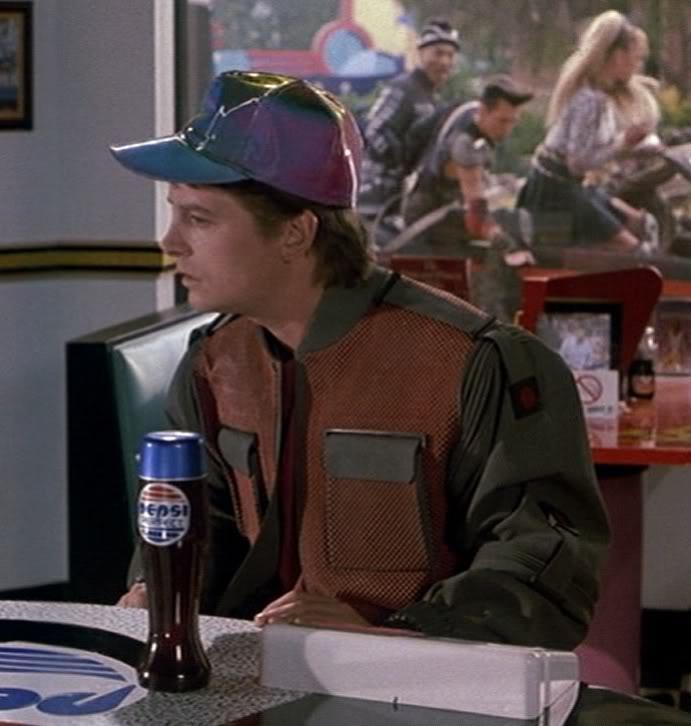 Pepsi future