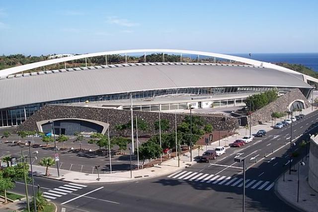 SANTIAGO CALATRAVA Centro Internacional de Ferias y Congresos de Tenerife