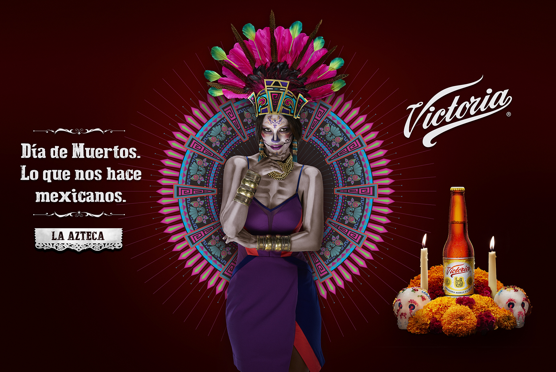 Victoria-Catrinas-Azteca