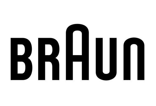 Evolución del logo de Braun: actual