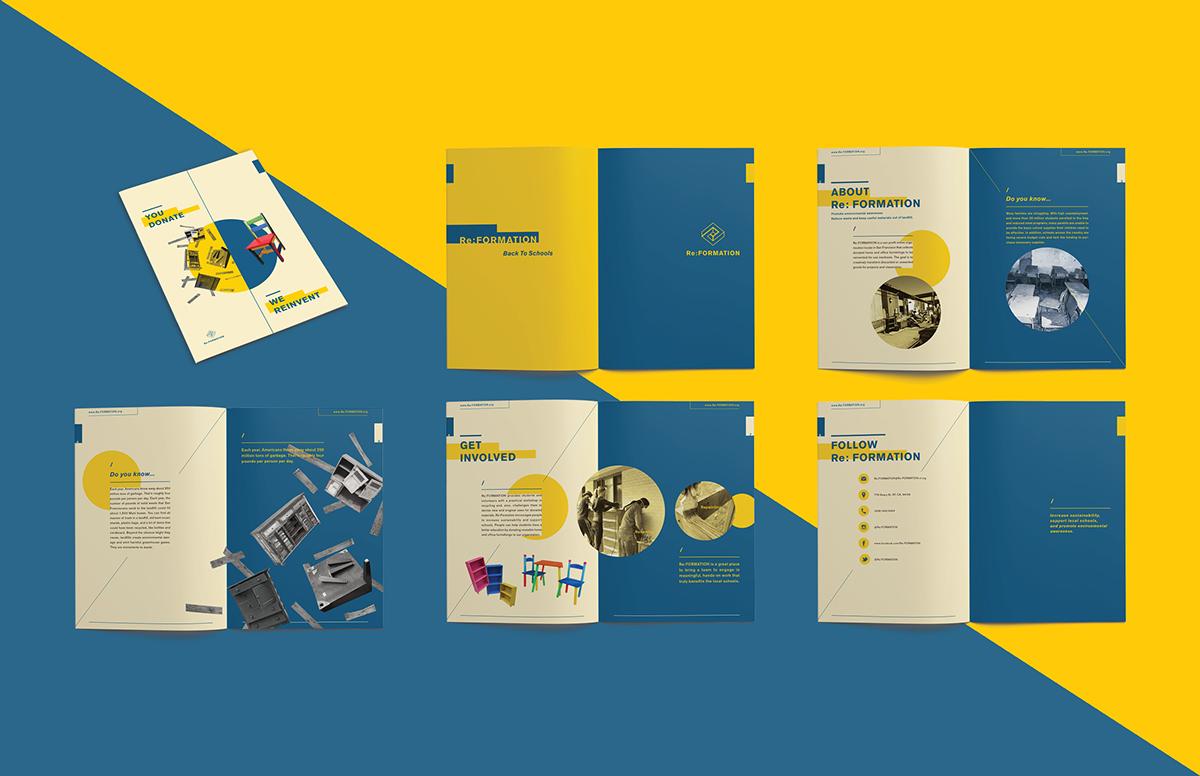 3 tipos de diseños de folletos y para qué sirven