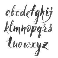 Una tipografía cada ocasión