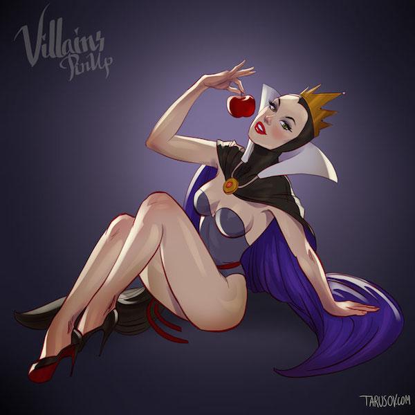 villanas