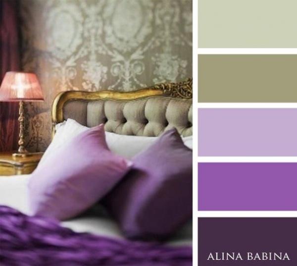 Dise o de interiores 15 paletas de colores que transforman ambientes - Paletas de colores para interiores ...