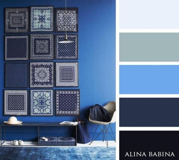 Dise o de interiores 15 paletas de colores que Disenos de colores para interiores