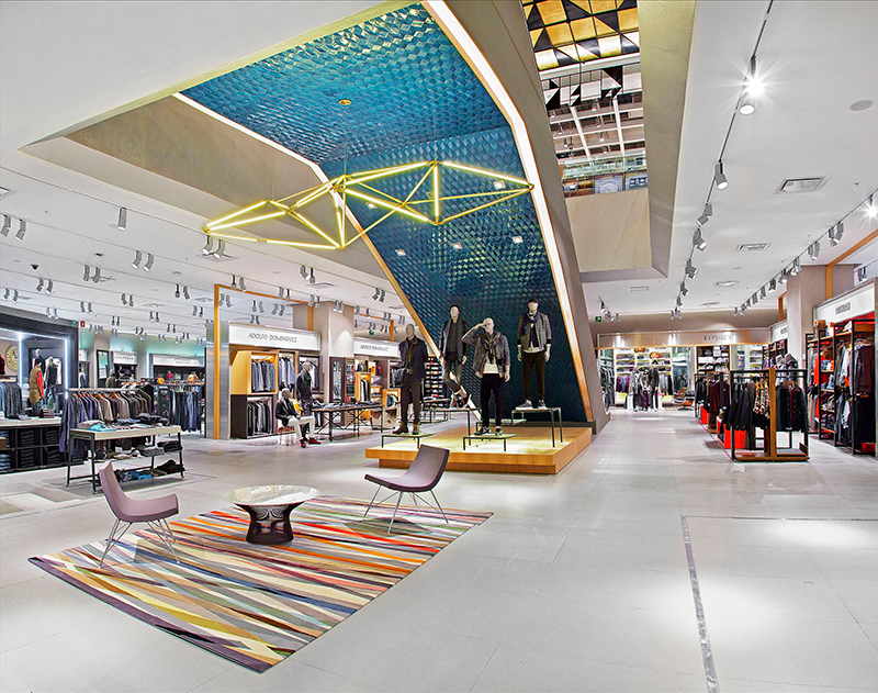Retail las 3 tendencias en dise o interiores para 2016 for Expo diseno de interiores 2016