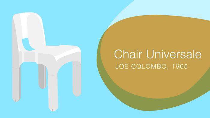 Dise o industrial las sillas pl sticas m s famosas a lo for Sillas famosas diseno industrial