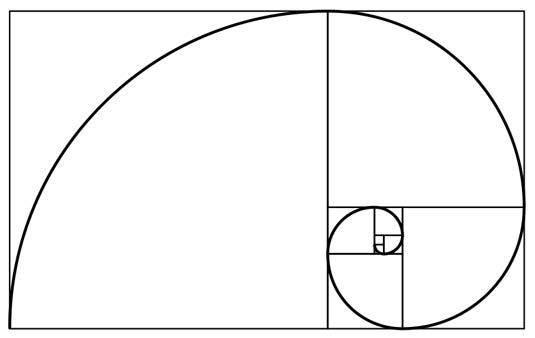 fibonacci espiral