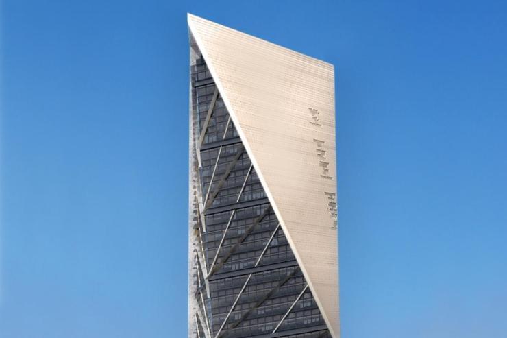RASCACIELOS Torre Reforma